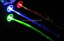 led flashing hair braid led Braid