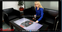 42inch LCD touch table ,Multi-media player IP65