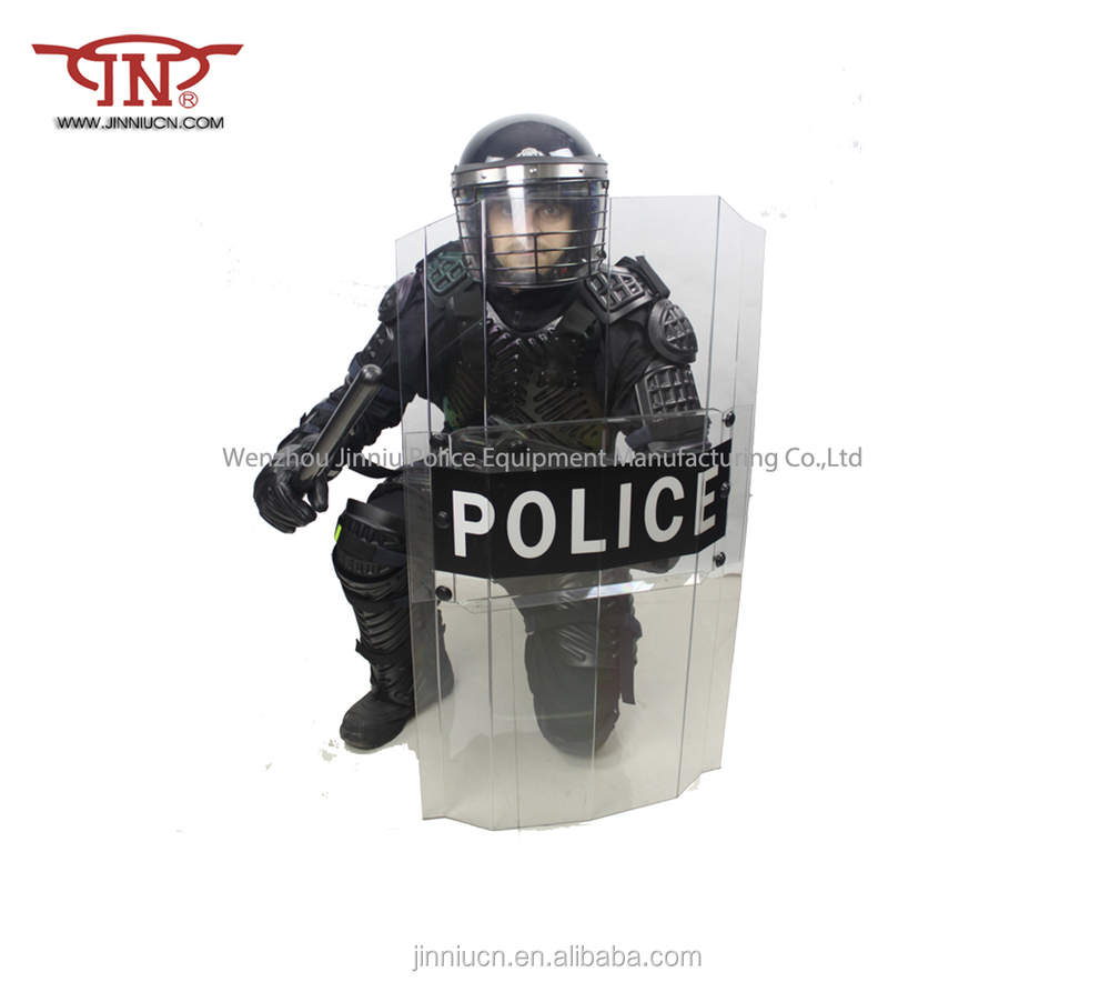 Police Protection Shield/ Riot Control Shield/police Anti ...