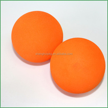 Recycled high density foam ball hard rubber ball foam ball