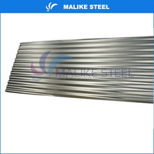 0.7 mm thick aluminum zinc roofing sheet of steel construction factory building