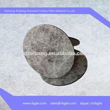 la fabricación de aire acondicionado compuesto de fibra de carbono activado