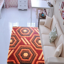 home fashion Chinese hand tufted shaggy rugs low price