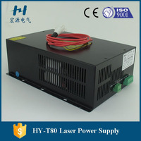 Laser Power Source for 1250mm Length,80mm Diameter 80W Laser Lamps