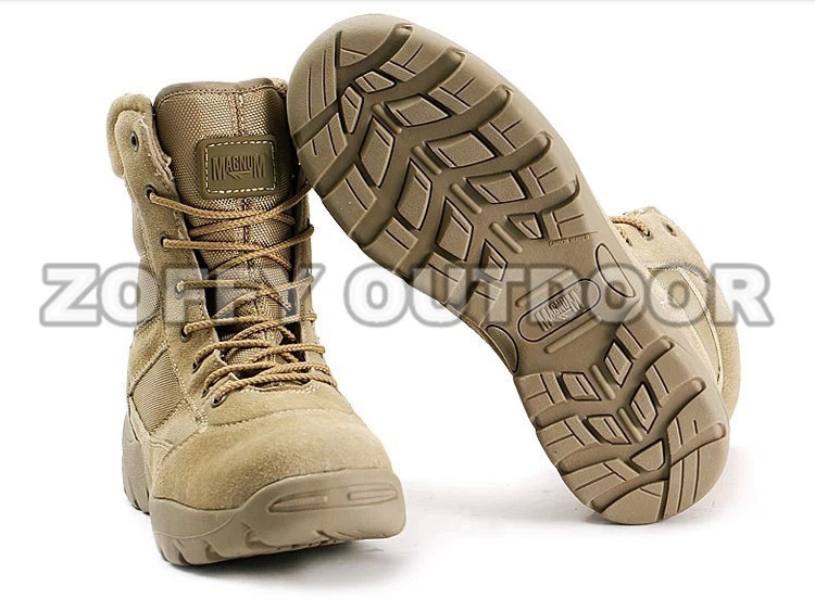 Military Boots Womens Boots 01 Magnum Military