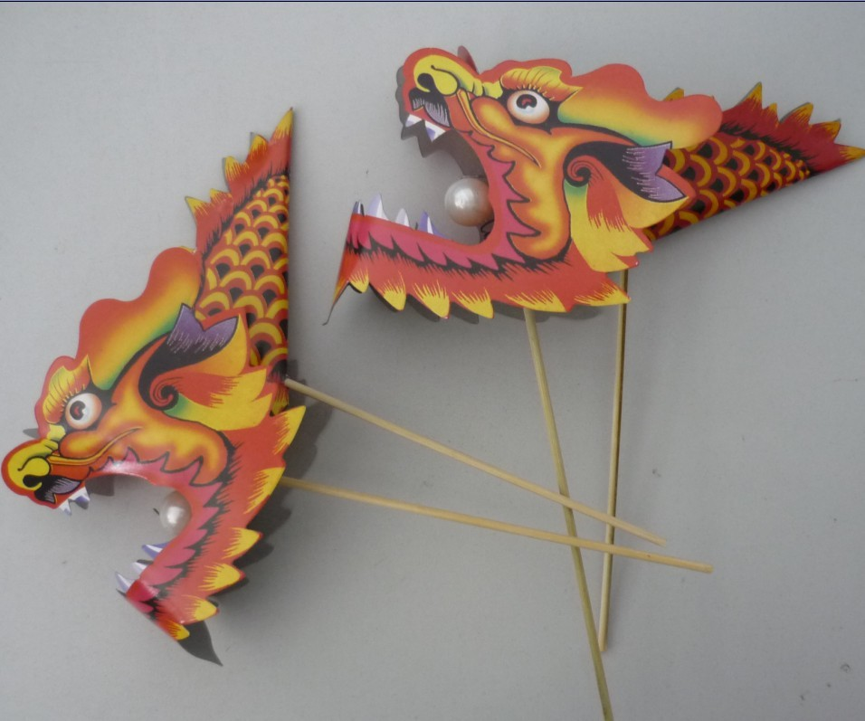 Dragon Paper Honeycomb Chinese New Year Decoration Items