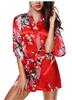 Skillful manufacture bath blanket 2 pockets belt coral fleece bathrobe