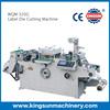 WQM-420G adhesive label die cutter