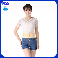 Physiotherapy tourmaline thermal waist belt lumbar support belt