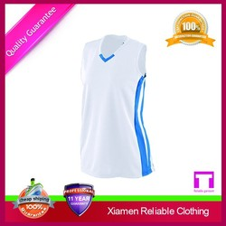 Hot selling top quality design jersey basketball made in China