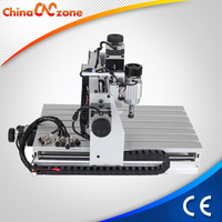 Hot Style CNC 3040Z-DQ 3 Axis 230W CNC Milling Center And Driling Router Machine