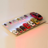 diecast scale cars for architectural DIY model