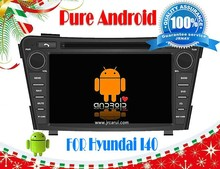 Pure android 4.4 Hyundai I40 car dvd gps,head device,Multimedia ,3G,wifi,support back up camera