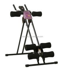 Full body power plank abdominal trainer
