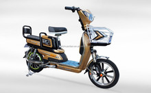 350W 48V 20AH Electric Bicycle Simply Series With Alloy Frame TDR140BZ