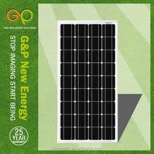 high efficiency best price solar panel with mini hydro generator