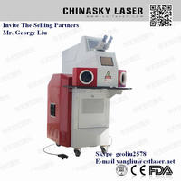 hand machine cutter tobacco / yag laser welding machine price