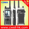 TW-A9 IP67 Waterproof CDMA450MHz Dual Mode Mobile Phone with VHF Walkie Talkie Function Long Standby Time Battery