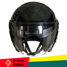 Iregal motorcycle accessories Half Face Helmet DOT ECE Approved