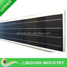 30 watt All in one solar panel powered street lights