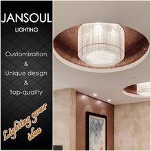 Zhongshan JANSOUL long cylinder shape contemporary lighting