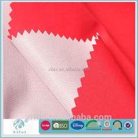 plain dyed ruffle fabric
