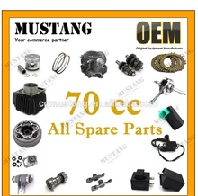 Best Price Cheap High Quality International parts for CD70 Honda motorcycles
