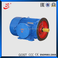 Induction Type Motors AC Electric Motor 90kw Explosion Proof ERC,CU-TR Certification