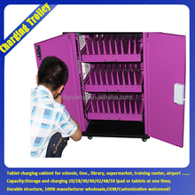 16 Outlets Charging Cabinet / Back Laptop Storage Battery / Iron Charging Cabinet