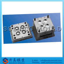 injection plastic lamp cover mould, plastic round light bulb covers mould, lampshade protective cover mould