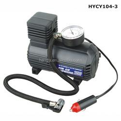 12v 250psi super mini compressor air compressor/portable car tire inflator pump