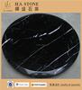 Black Marquina Black and White Marble Kitchen Countertops Wallpaper Natural Stone