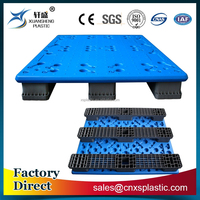 1200*1200*150mm heavy duty blow molding plastic pallet for various industries