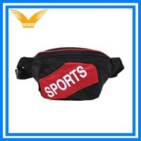 2015 nylon fashion unique printable heat press printing waist bag for sports pocket purse phone chest wallet waist bag