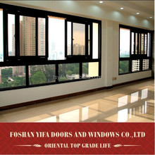 5 years warranty sliding sash window factory with 11years experience
