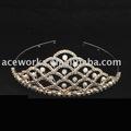 cristales de la corona de la boda