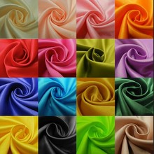 garment &home textile fabric 100% polyester 50D*75D satin