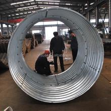 epoxy coating culvert pipe, large diameter road construction culvert pipe