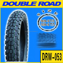 High quality motorcycle tire 110/90-16 fashion pattern