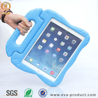 Alibaba Best Sale Shockproof Silicone Case Cover For Apple iPad 5 With Stand Case