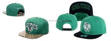 alibaba cap two tone contrasting color vans off OEM custom logo hiphop flat snapback cap and hat