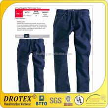 Hrc2 Arc protection 14 oz travail régulier fit Denim Jean pantalons