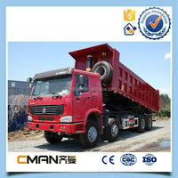 China Cheap 40Ton 50ton 12Wheel right hand drive truck for sale