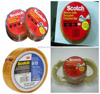 3M 610 Scotch tape,3m 610 tape for test