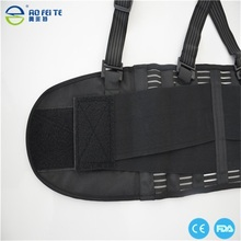 alibaba website Tourmaline heated lumbar belt, back lumbar support, lumbar brace (CE/FDA/BV, OEM)