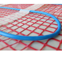 Comfortable in your house---underfloor heating mat twin conductor