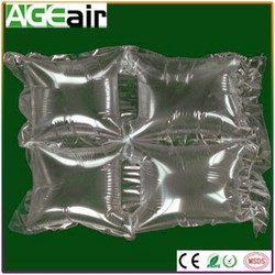 Void-Fill and Protective Packaging buffer air cushion bag/air bubble cushion wrap