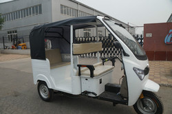 2015 newest Electric tricycle for passenger use for taxi