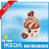 Products of aroma cotton paper air freshener