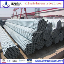 """Hot sale!Perfect wonderful manufacturer 1 1/2"""" inch galvanized steel pipes, 48.3mm steel pipe,gi scaffolding pipe made in China"""